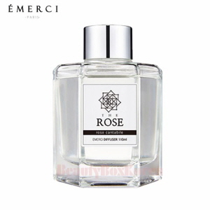 EMERCI Diffuser 110ml [The Rose Edition],EMERCI